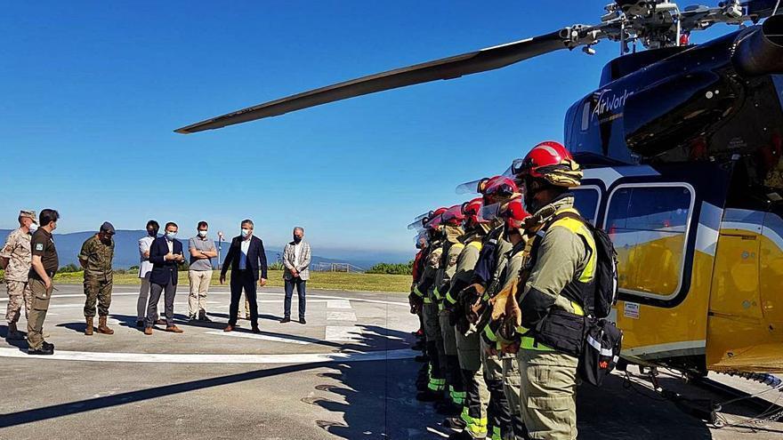 La Operación Centinela 2021 desplegará 30 patrullas del Ejército en los montes gallegos