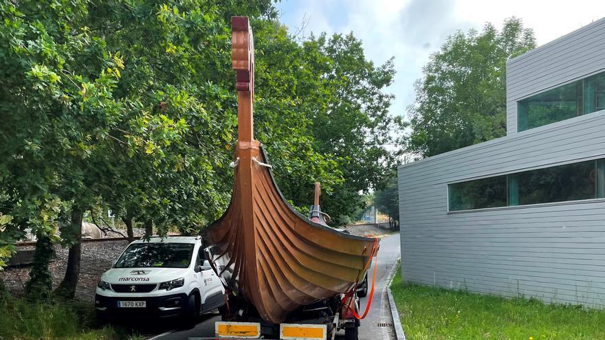De barco ornamental a máquina de guerra