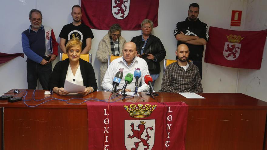 14 asociaciones leonesistas secundan la manifestación del domingo por el futuro de León