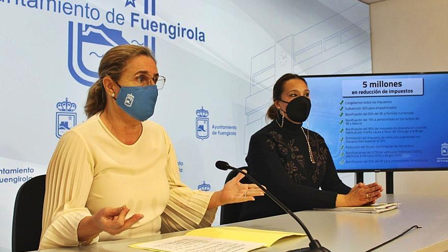 Fuengirola congela sus tasas y destina 5 millones a reducciones fiscales