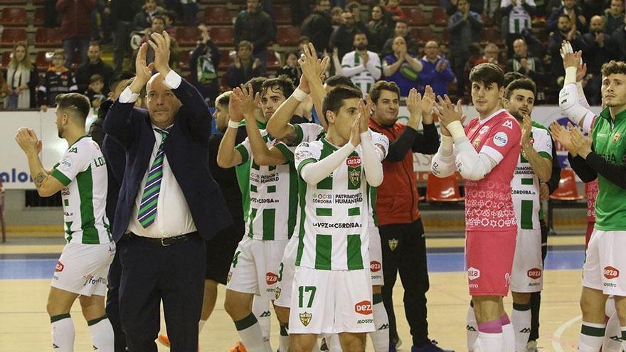 El Córdoba Futsal quiere sacar su carácter ante el ciclón Valdepeñas