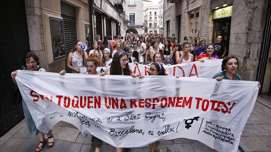 Els delictes sexuals a la província de Girona creixen un 20% respecte al 2019