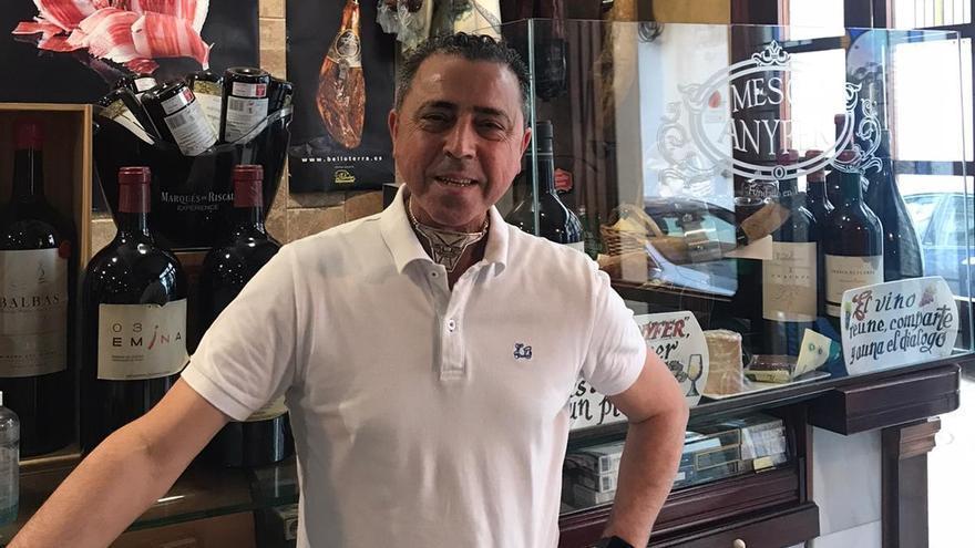 """José Antonio Doblas: """"Nuestro sector ha sido y es el patito feo de esta pandemia"""""""
