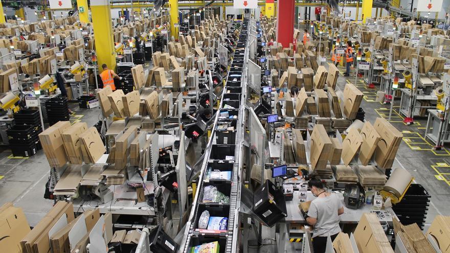 Así funcionará la gran plataforma de Amazon de Siero: entramos en las tripas del imperio mundial de la logística