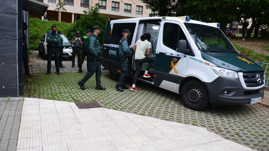 Prisión sin fianza para los acusados de agredir sexualmente a dos menores en Cangas