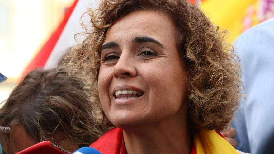 Dolors Montserrat, cap de llista del PP per a les eleccions europeees