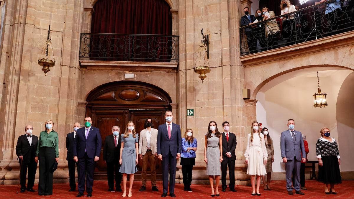 El Reconquista, epicentro de los Premios Princesa antes de la ceremonia