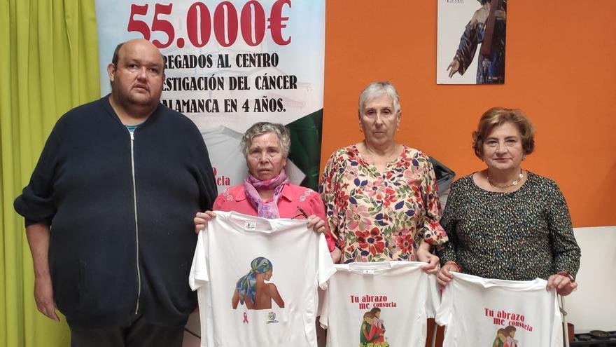 """Morales de Toro se vuelca con la """"Marcha Virtual"""" de Unidos contra el Cáncer"""