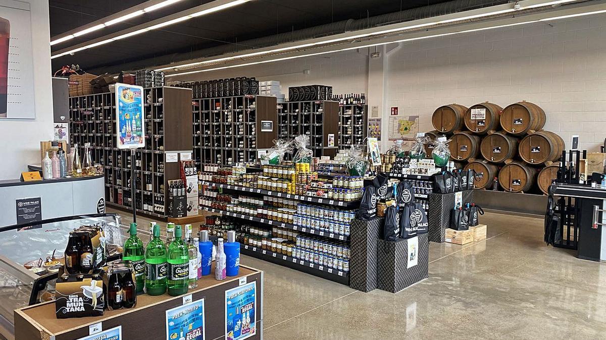 Wine Palace forma part de la Ruta del Vi de la DO Empordà