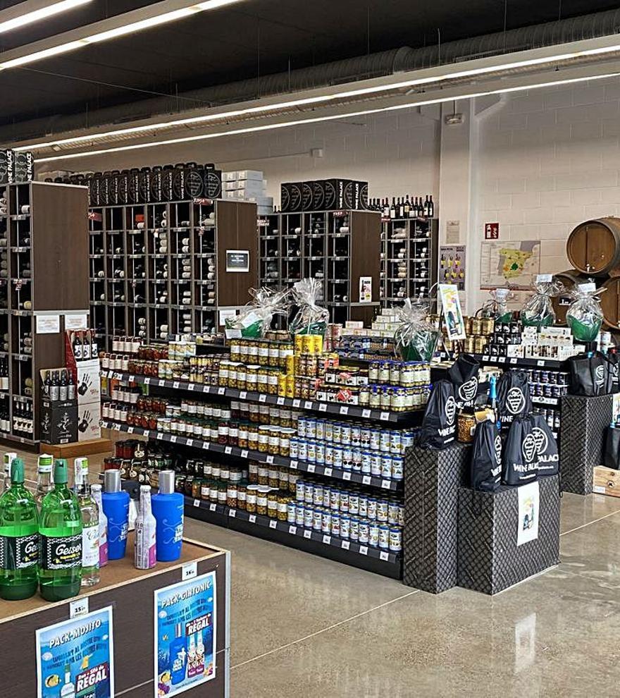 Wine Palace continua com a punt de referència per als amants del vi