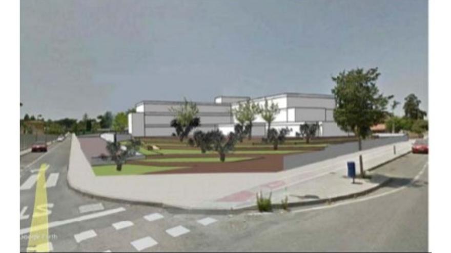 Urbanismo tramita la construcción de un centro de mayores en Vistahermosa