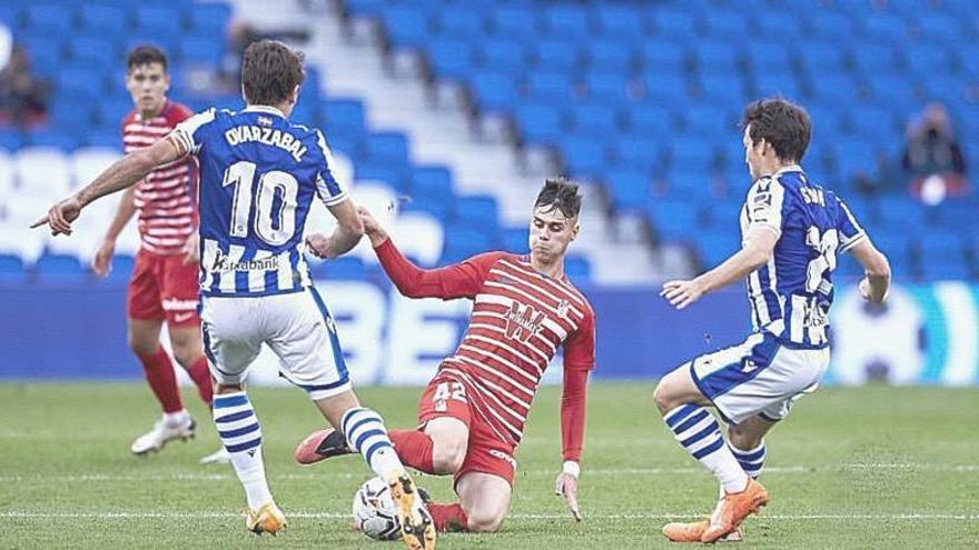 Sergio Barcia echa la puerta abajo
