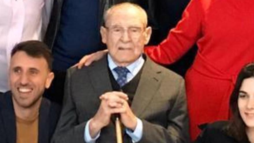 Fallece a los 100 años Antonio Vila Alcover, hijo de los fundadores de Casa Vila