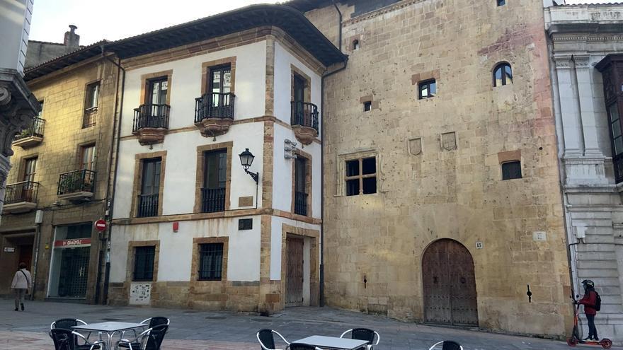 Oviedo Patrimonio: Casa de la Rúa