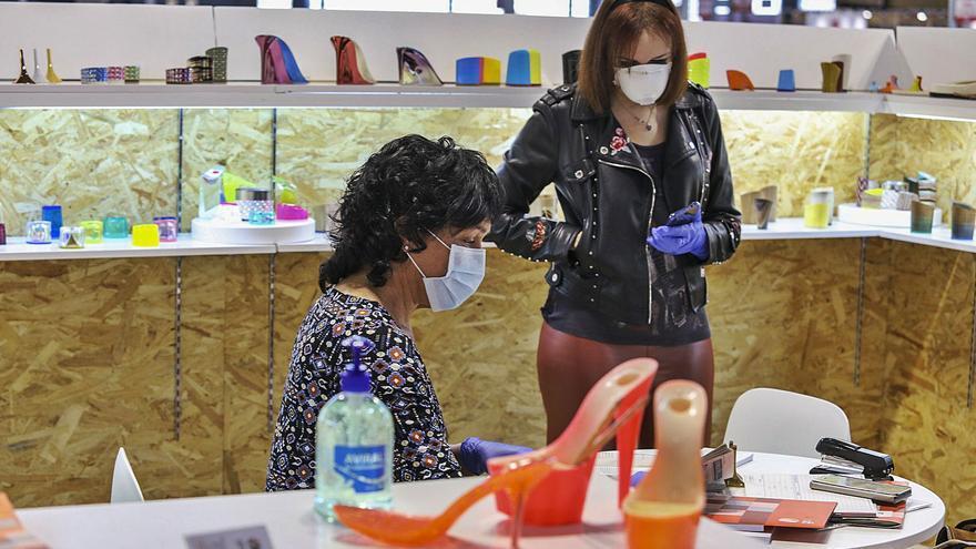 El calzado ya sufre la cancelación del 30% de sus pedidos en EE UU por la amenaza de los aranceles