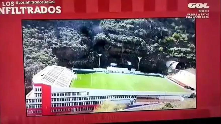 """El CD Mensajero de La Palma es """"de Gran Canaria"""""""