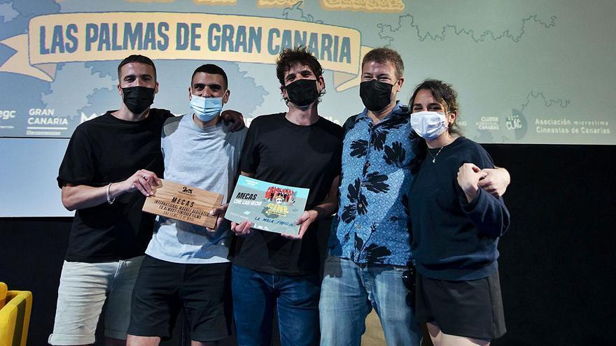 'La mala familia', de Nacho A. Villar y Luis Rojo, Premio al Cine Casi Hecho