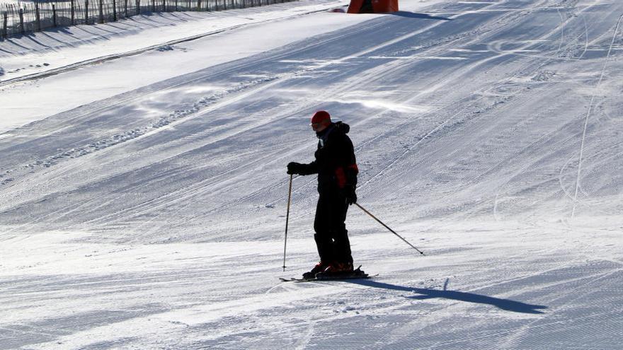 El Port del Comte dona per «perduda» la temporada d'esquí per culpa del confinament municipal