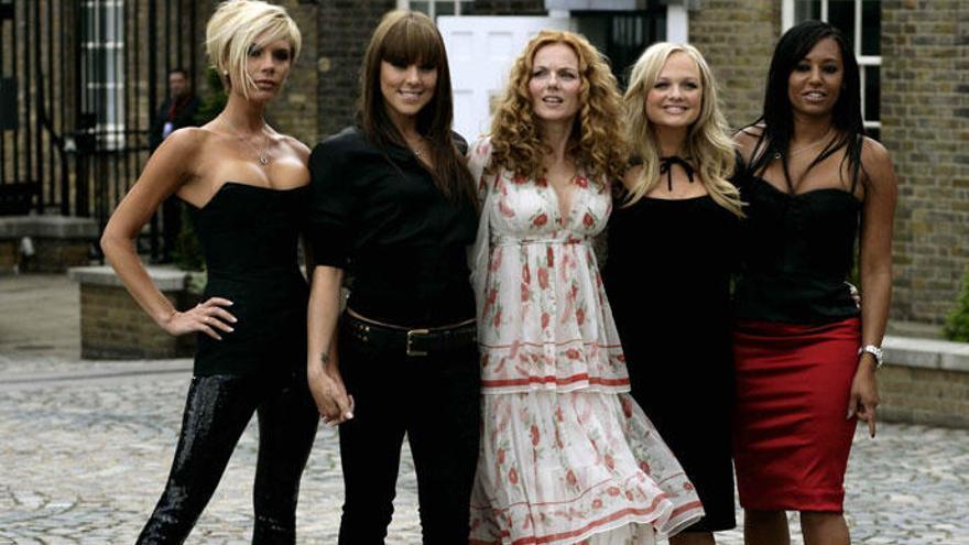 Las 'Spice Girls' vuelven al cine con nueva película y  Victoria Beckham
