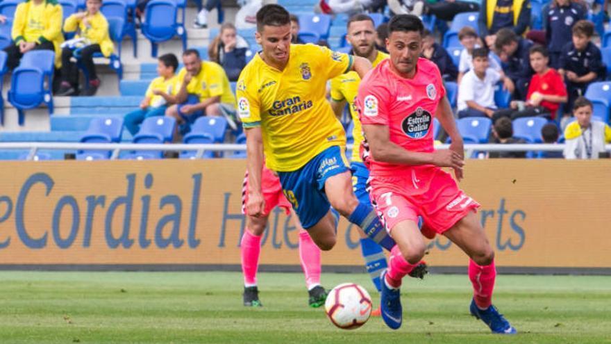 La UD y Cristian Herrera llegan a un acuerdo por tres años