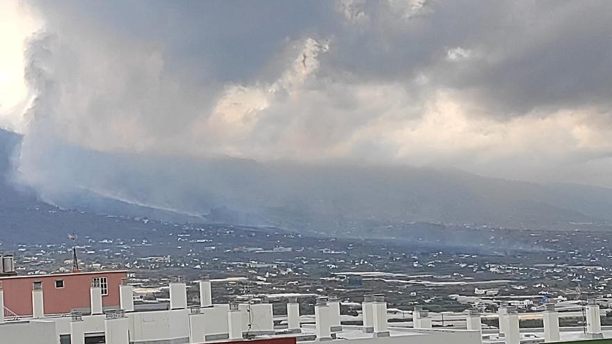 """Valladares (CSIC): """"La colada del volcán dejará cicatrices en el territorio"""""""