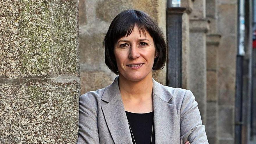 """Ana Pontón promete no escatimar esfuerzos para """"sacar el país adelante"""" el próximo año"""
