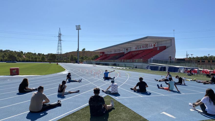 Atletismo como arma para combatir el abandono escolar en La Nucía