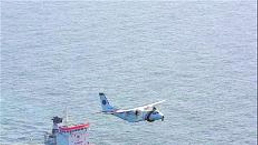 Salvamento Marítimo ensaya en las Islas el rescate con drones