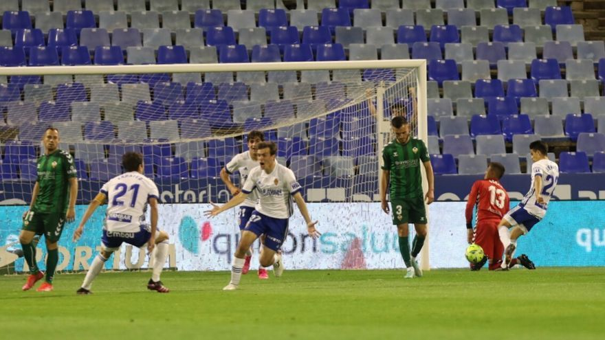 Directo | Dolorosa derrota del Castellón en La Romareda (3-0)