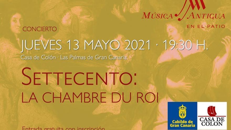 Ciclo 'Música Antigua en el Patio'