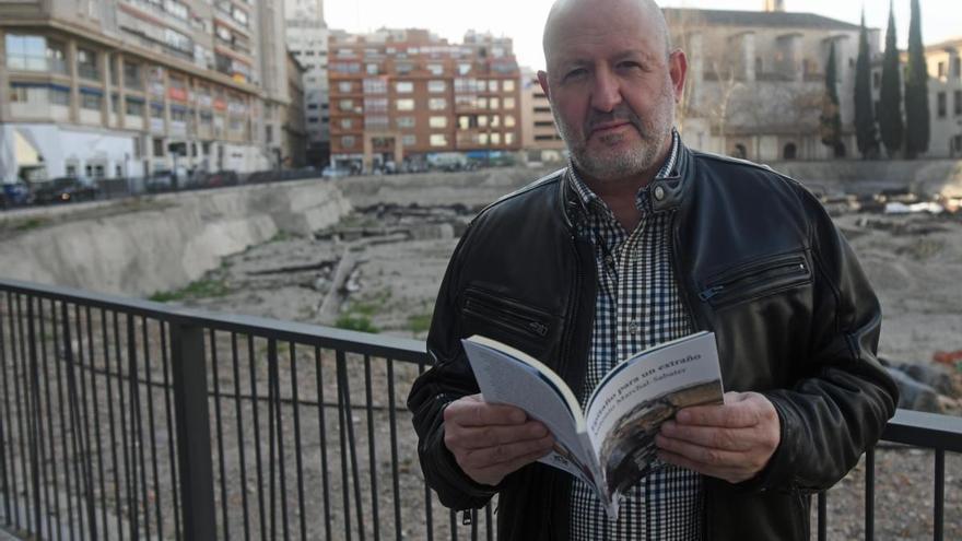 """Marchal-Sabater: """"Que nadie espere terminar una novela y tener ya un bestseller"""""""