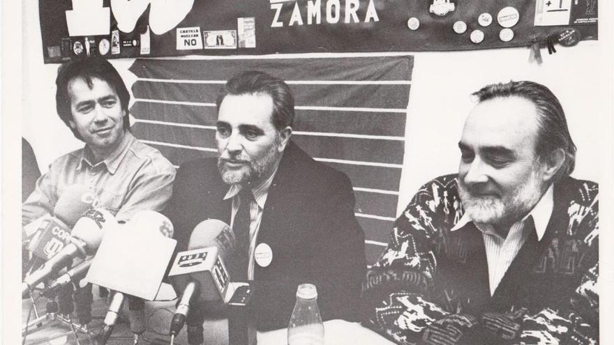 """Julio Anguita, """"un obrero como tú"""""""
