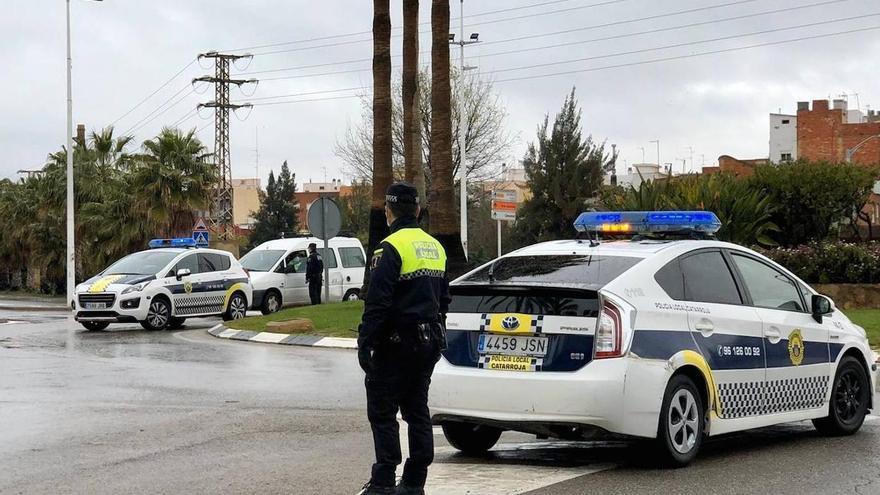 """Guanyar Catarroja conidera """"irresponsable"""" utilizar la única patrulla policial para una cabalgata"""