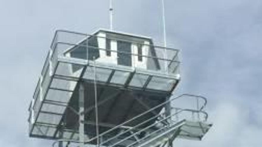 El Consell invertirá 154.000 euros en el nuevo observatorio forestal de Llombai