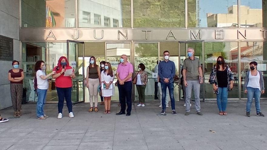 San Vicente inicia una campaña contra la explotación sexual y la trata infantil y de mujeres