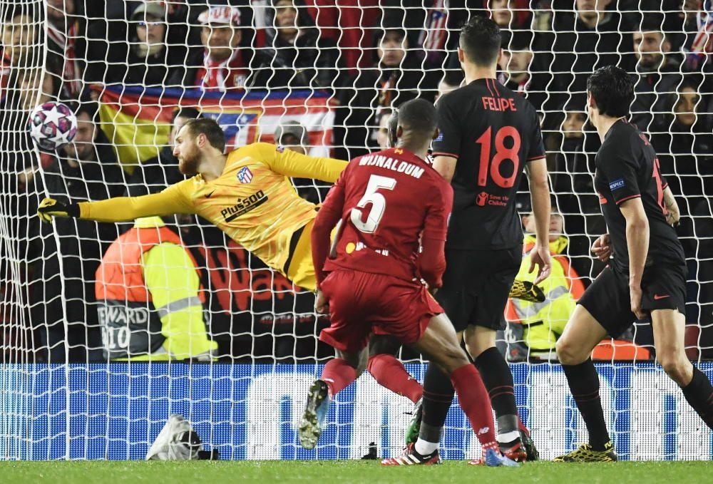 Champions League: Liverpool - Atlético de Madrid