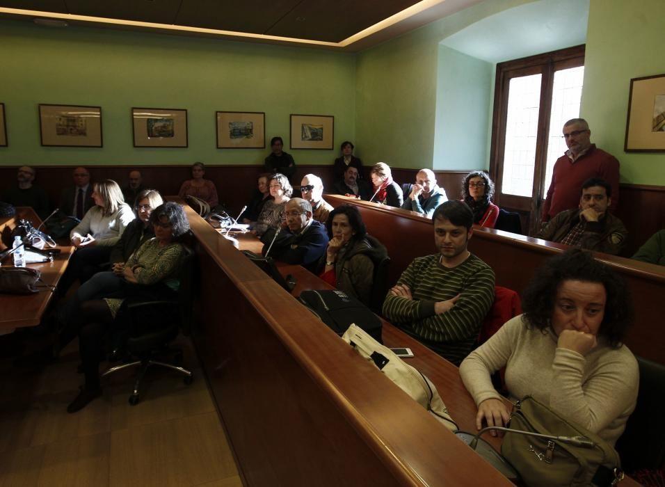 Debate de los candidatos a rector de la Universidad de Oviedo