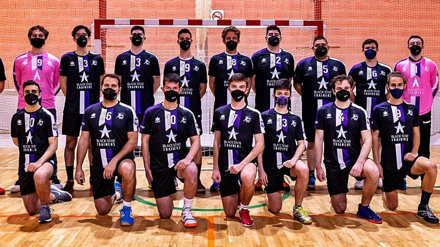 El Club Balonmano Gandia regresa a la competición  con su nuevo equipo senior