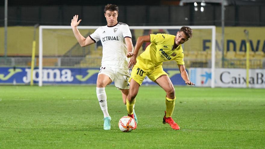 El intratable Villarreal B se lleva por delante al Albacete (3-0)