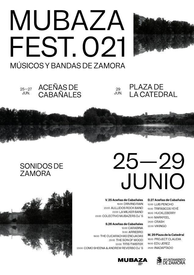 Programa completo de Mubaza Fest.