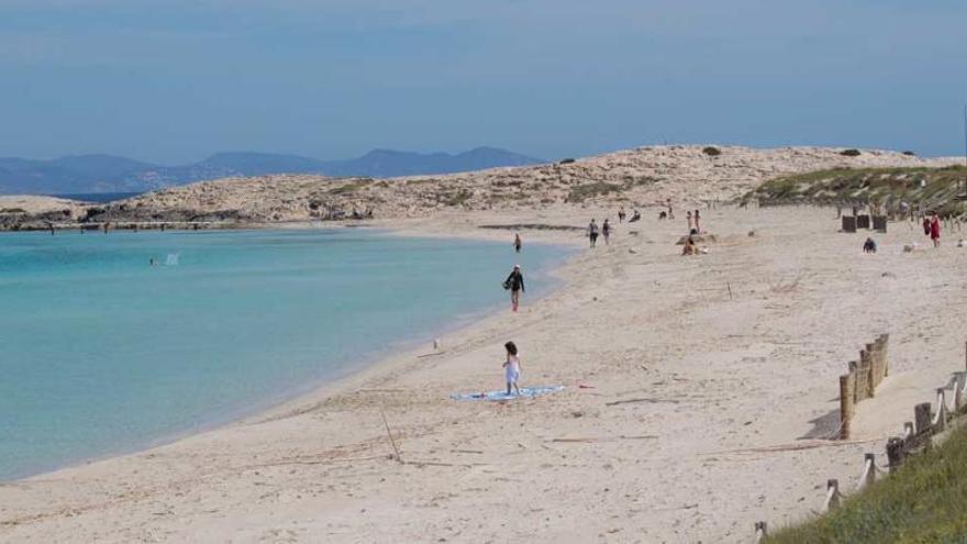 Formentera se prepara para su probable entrada en la fase 2 de la desescalada