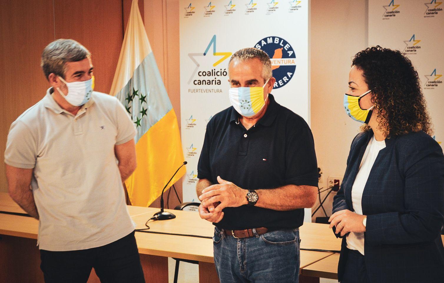 V Congreso de Coalición Canaria en Fuerteventura