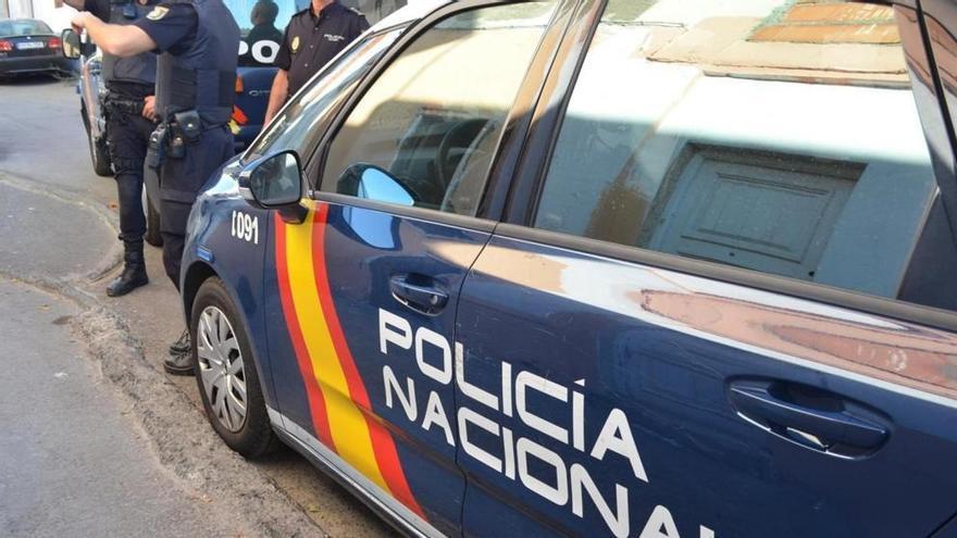 Un conductor drogado embiste a un coche patrulla tras una persecución en Palma