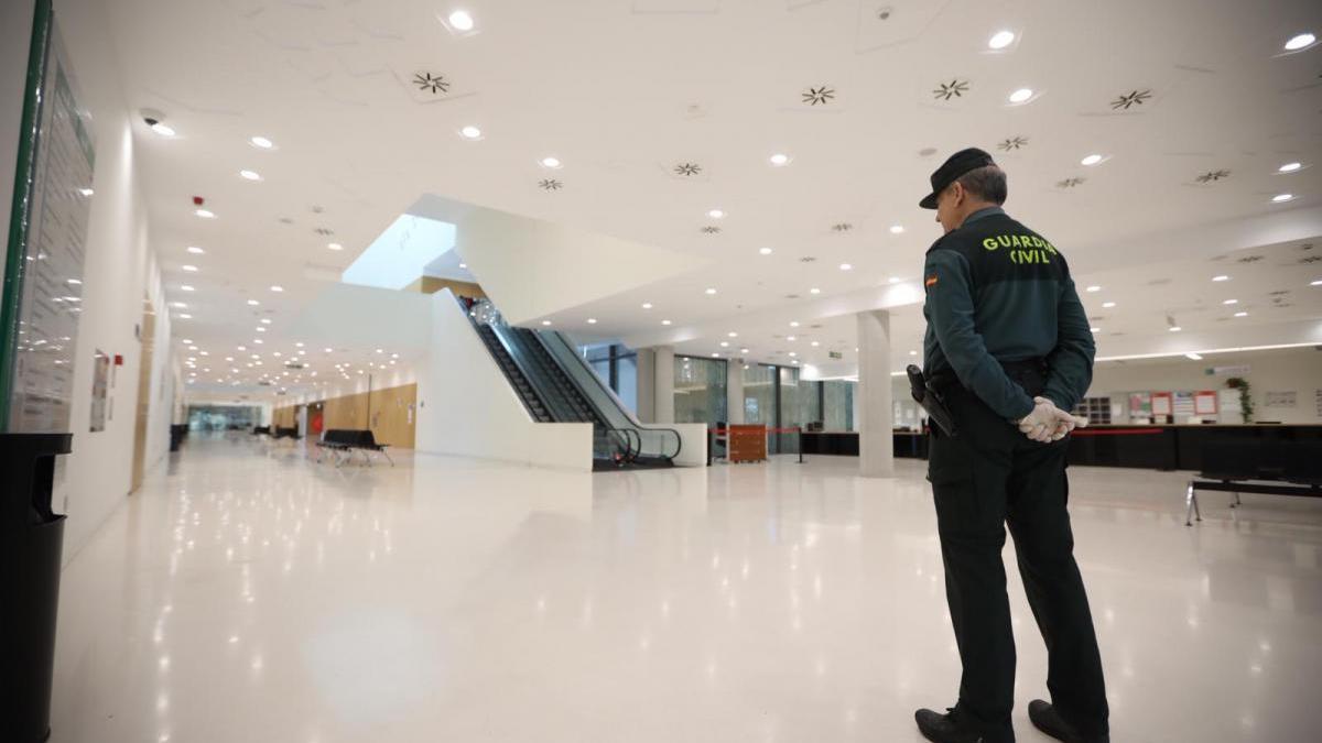 Coronavirus en Córdoba: silencio en las salas