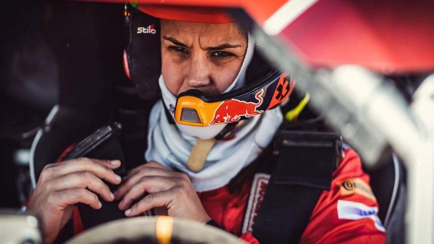 Laia Sanz se pasa a las cuatro ruedas en el Rally de Andalucía