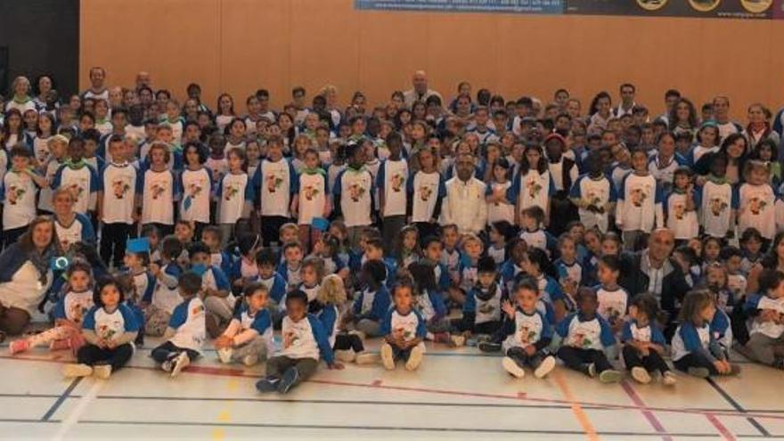 L'Escola Llagut exerceix d'amfitriona en el marc del programa Erasmus+