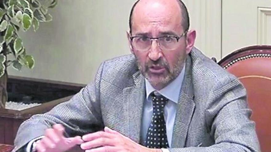 Jorge González deja la presidencia de la Sala de lo Social del TSJA después de 16 años