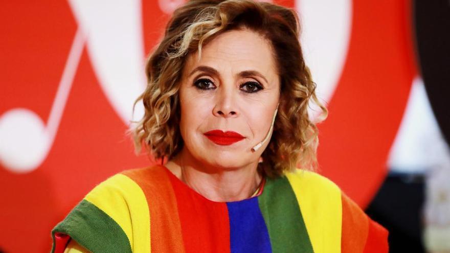 Ágatha Ruiz de la Prada vive su desfile más duro tras una terrible pérdida
