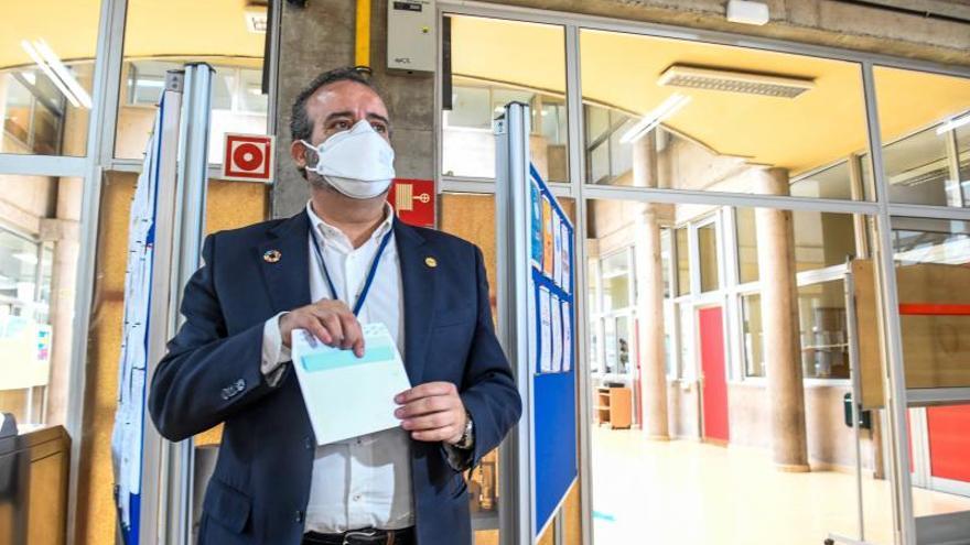 Universidad | Elecciones a Rector de la ULPGC, Rafael Robaina