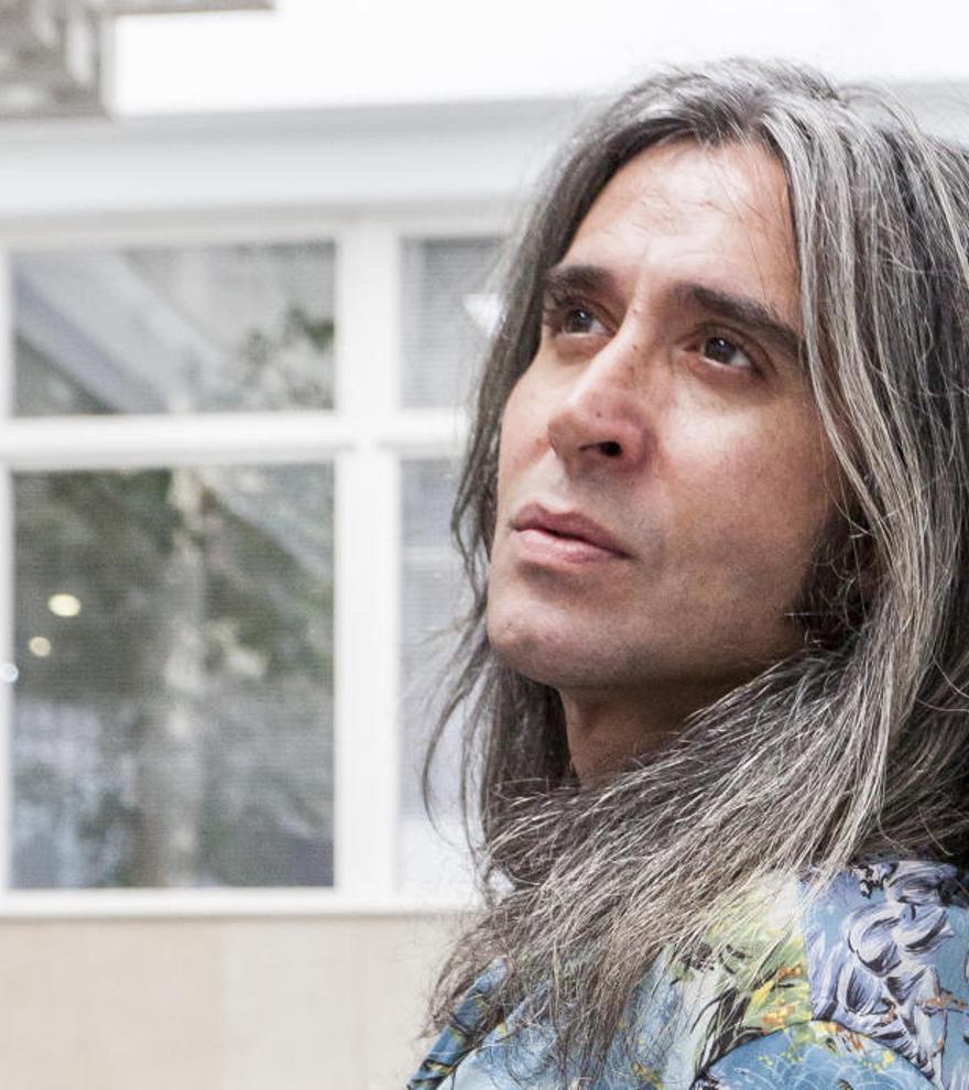 Mario Vaquerizo recuerda a su hermano Ángel